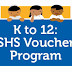 Senior High School Voucher Application Results