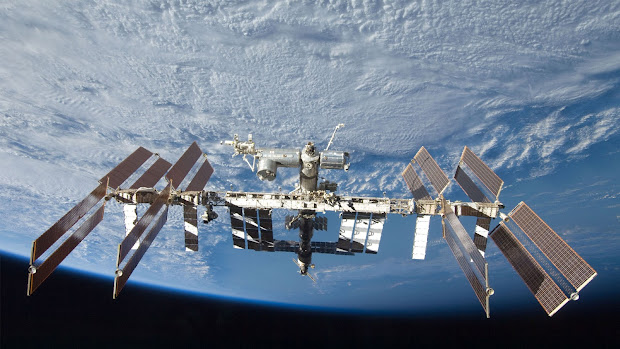 International Space Station Hd Wallpapers 1080p High Definition Free Background