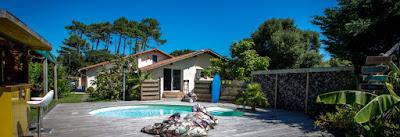 Surf Villa in Capbreton Hossegor Labenne