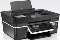 Dell V515W Wireless Inkjet Printer Drivers Download
