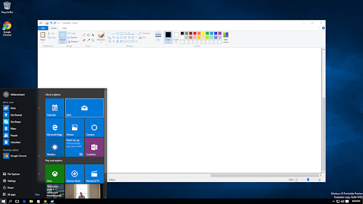 Tinkering with Windows 10 - Preview Build