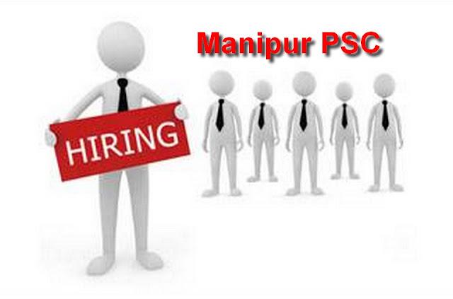 Manipur PSC Recruitment