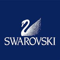 Swarovski , cisne, cristal, vidrio