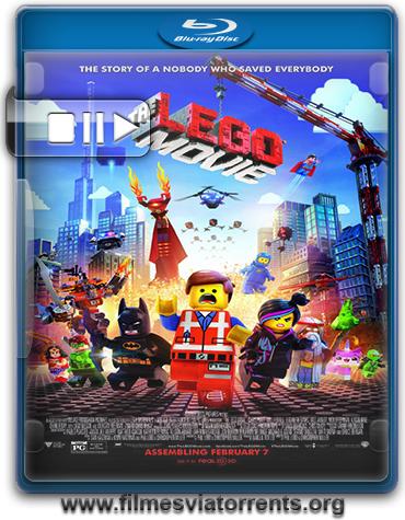 Uma Aventura Lego Torrent - BluRay Rip 720p e 1080p Legendado (2014)