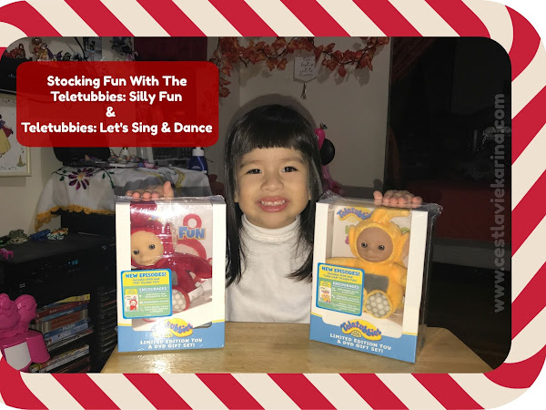 Stocking Fun With The Teletubbies: Silly Fun & Teletubbies: Let's Sing & Dance