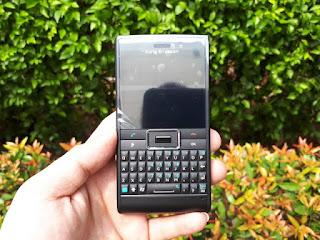 Hape Jadul Sony Ericsson Aspen M1i Sisa Stok Sony Ericsson Indonesia