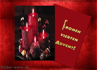 frohen 4. Advent