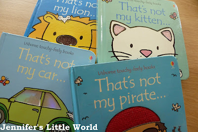 Books for very young babies