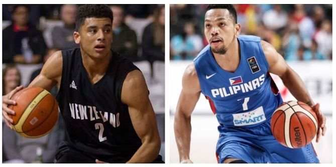 Gilas Pilipinas vs New Zealand FIBA OQT (July 6, 2016)