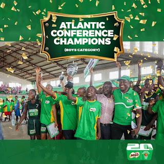 Belary Schools, Bayelsa - Atlantic Conference Boys Category Winners