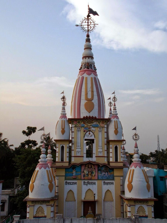 Sree Devananda Gaudiya Math in Sree Nabadwip Dham affected