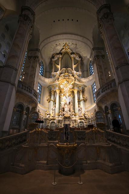Frauenkirke-Dresda