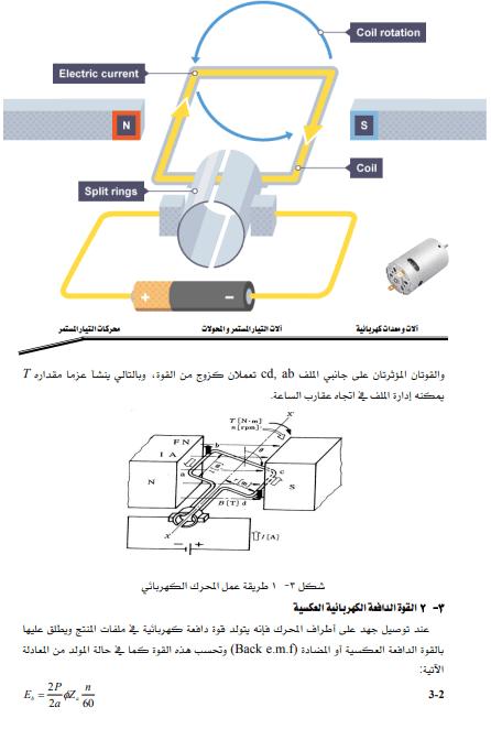 محركات التيار المستمر pdf