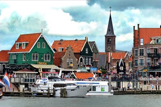 Volendam, Belanda