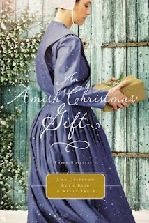 Heidi Reads... An Amish Christmas Gift by Amy Clipston, Ruth Reid, Kelly Irvin