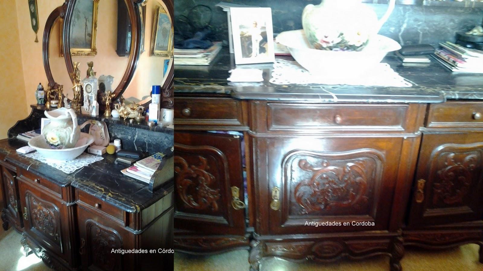 Antiguedades en cordoba argentina for Dormitorio luis xvi
