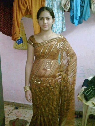 Hot Sexy Bangali Nari With Transparent Sharee  Ladies Club Bd-6241