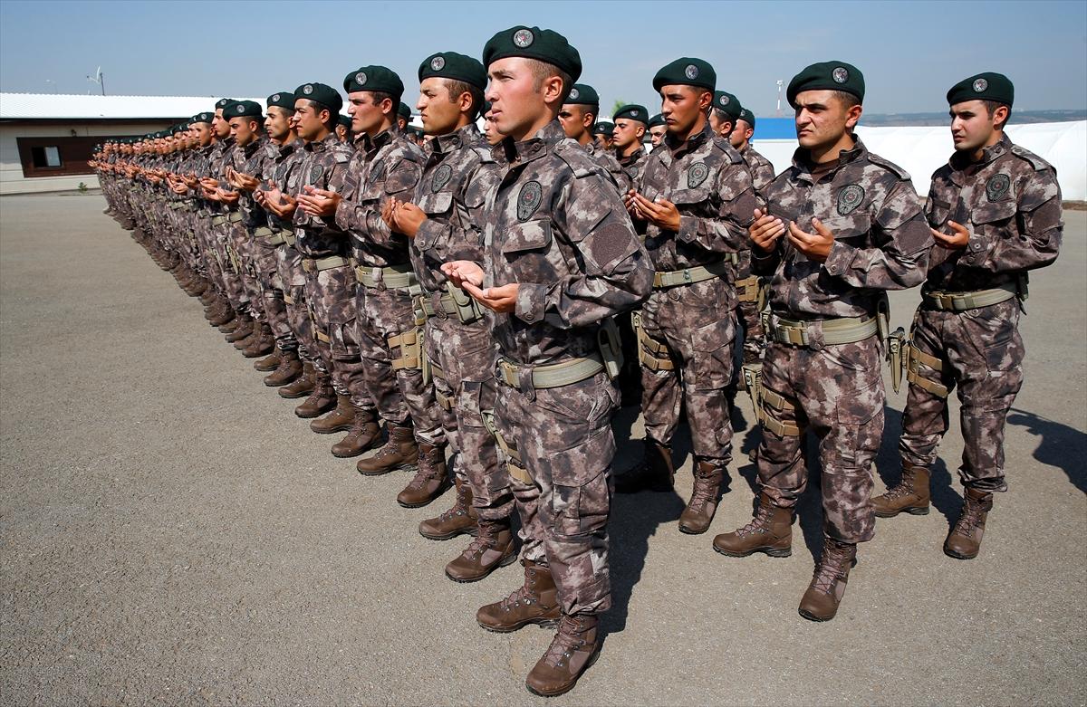 Özel Harekat Alımlarında Askerlik Şartı Kaldırıldı