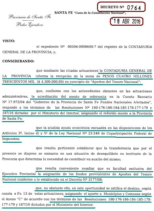 Nestornautas las malas costumbres se aprenden r pido for Decreto ministerio del interior