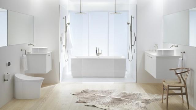 Cara Memilih Bahan Tirai Shower Kamar Mandi