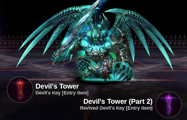 New Dungeon: The Devil's Tower
