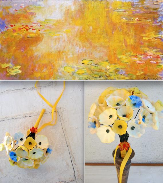 matrimonio a tema artistico: Monet