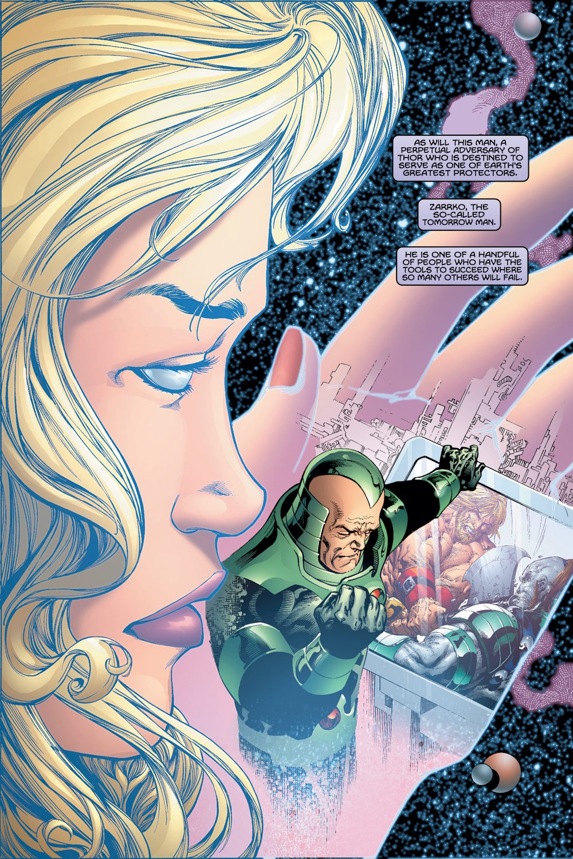 Thor (1998) Issue #50 #51 - English 21