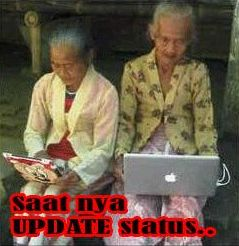 Status Facebook Lucu
