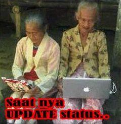 Setelah admin melihat usul sahabat yang meminta kata Kumpulan Status Facebook Lucu + Gokil Bikin Ngakak Terbaru 2017