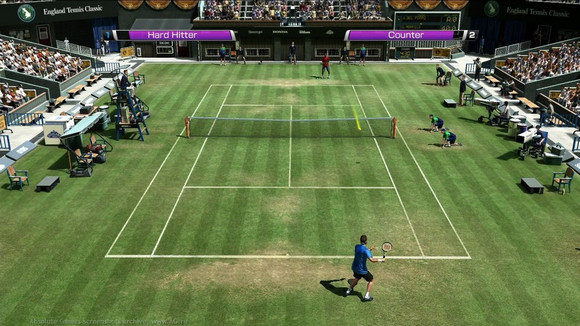 Virtual Tennis 4 PC Full Version Screenshot 2