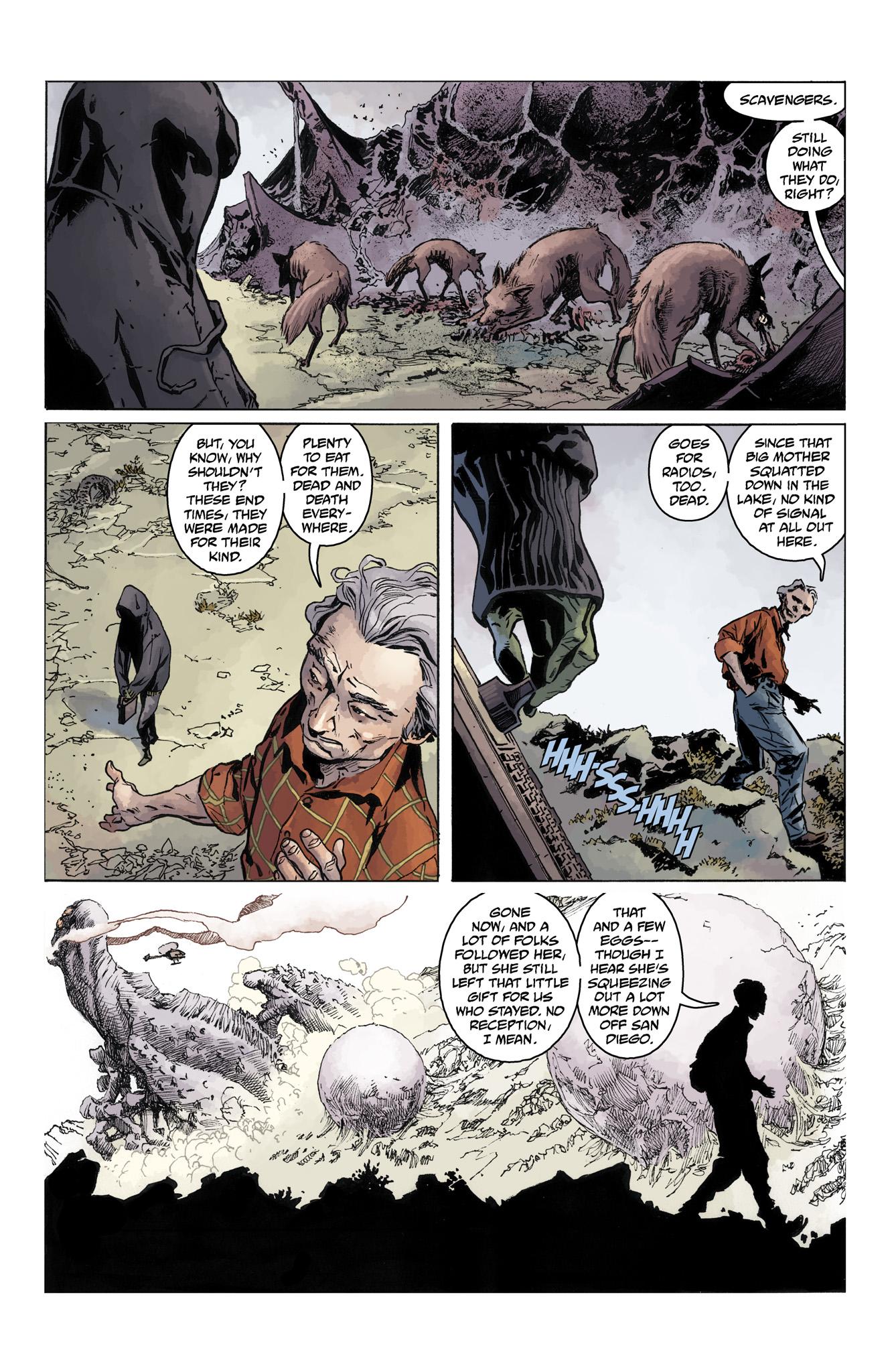 Read online Abe Sapien comic -  Issue #4 - 9