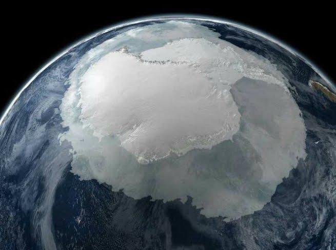 L'incredibile vista dell'Antartide dallo Spazio   Foto NASA