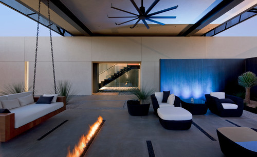 tresarca contemporary patio gallery