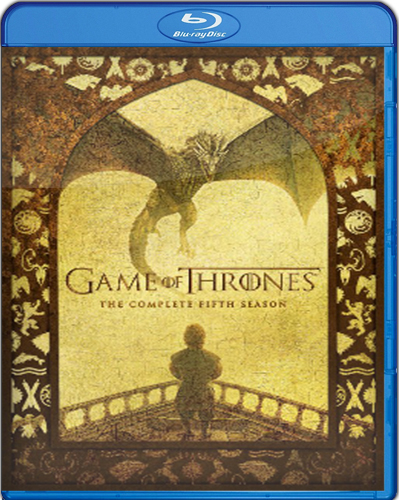 Game of Thrones [Temporada 5] [BD25] [2015] [Latino] [Resubido]