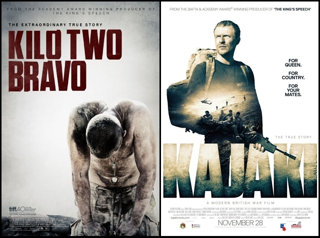 Kajaki, Paul Katis, Kilo Two Bravo
