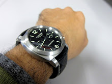 Farid's Awesome PAM361 on Black Ostrich