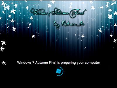 Autumn Final - Smallest & Lightest Windows 7 x86 - Universal Ghost