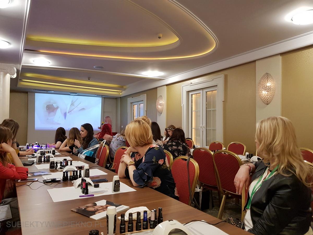 Relacja - IV edycja konferencji Meet Beauty - warsztaty paznokciowe Pierre Rene