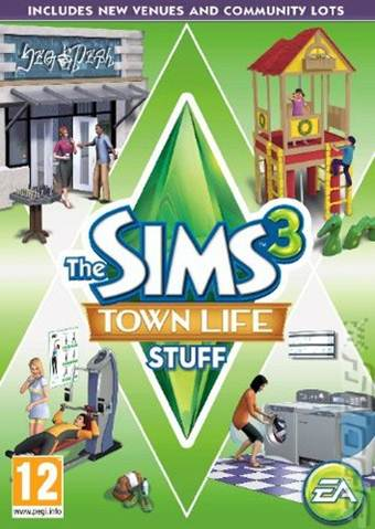 Los Sims 3 Vida en la Calle [Town Life Stuff] PC Full Reloaded Español