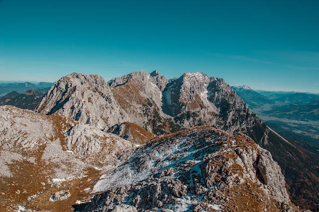Bergtour Scheffauer  Wandern Wilder Kaiser  leichter Gipfel im Wilden Kaiser  Wandern-Tirol 12