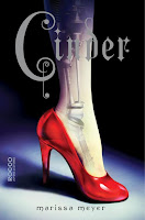 Resenha - Cinder, editora Rocco