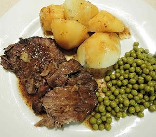pot roast beef recipe