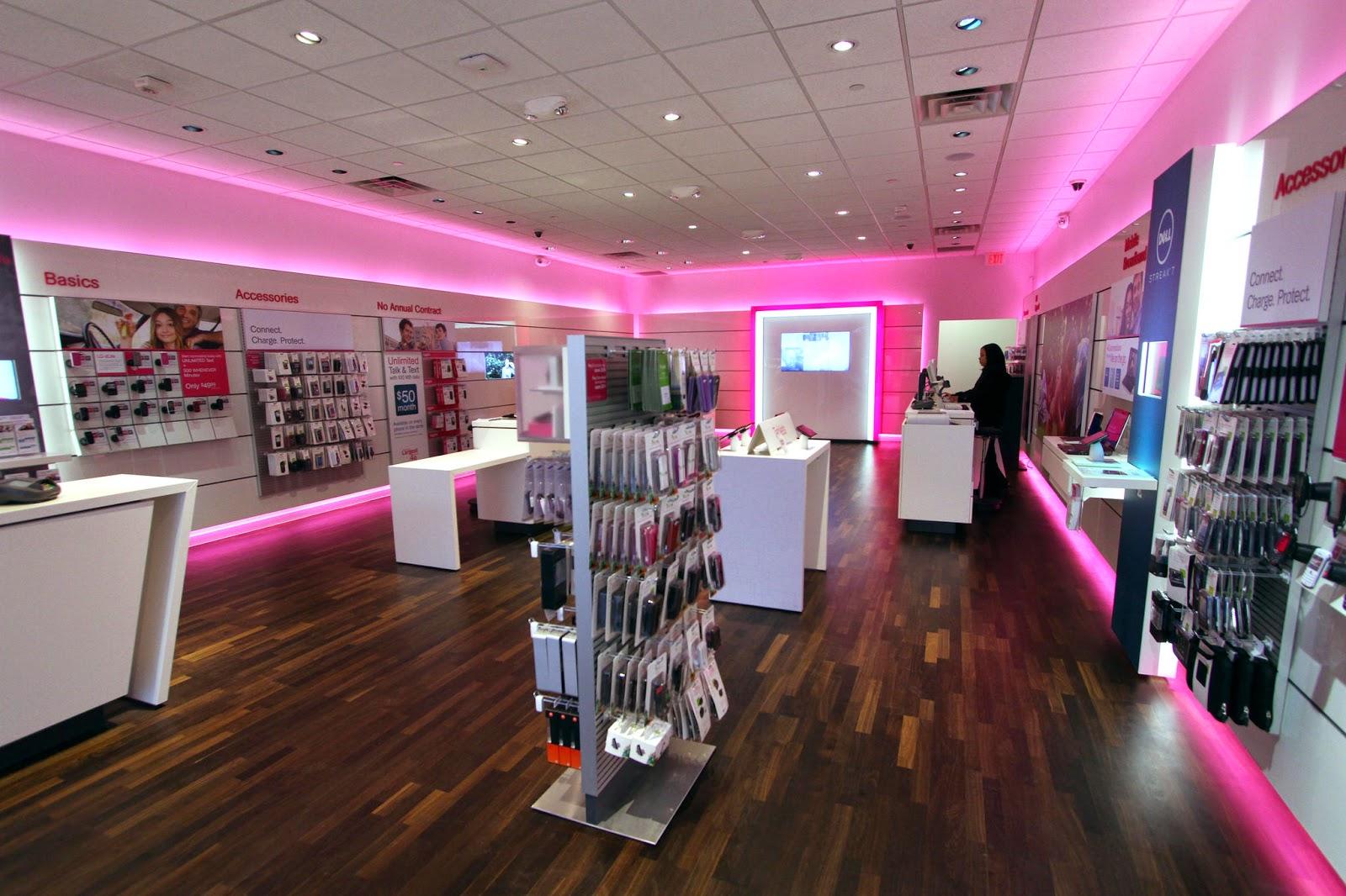 T Mobile Shop Wolfsburg