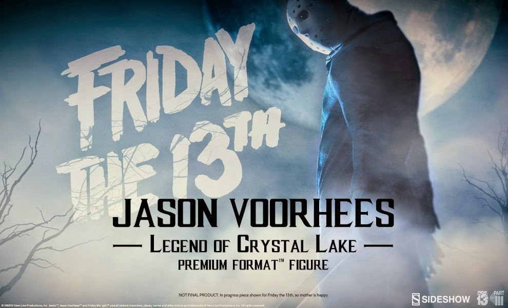 Jason Voorhees di Sideshow