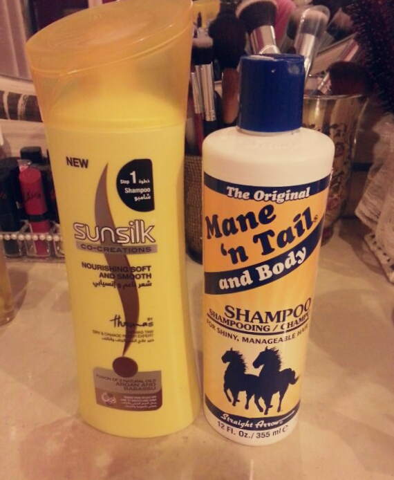 Haircare Routine For Growing Long Luscious Hair + My ...