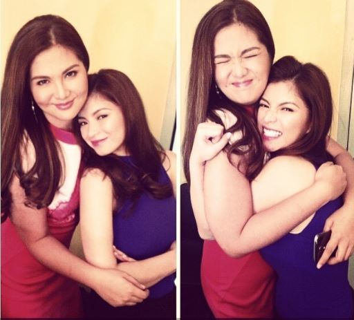 """""""Thank you sa pag-ampon!"""" Dimples Romana Adopts Angel Locsin In Their Family Gathering!"""