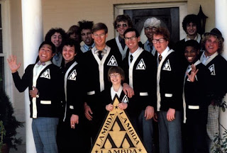 Revenge of the Nerds Lambda Lambda Lambda