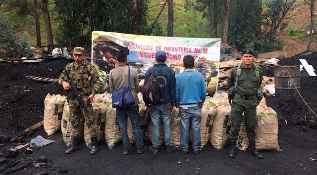 Ejército logró 19 capturas en Cundinamarca durante la última semana
