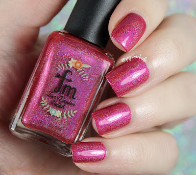 Fair Maiden Polish Cindy Lou Who | Merry Grinchmas Collection