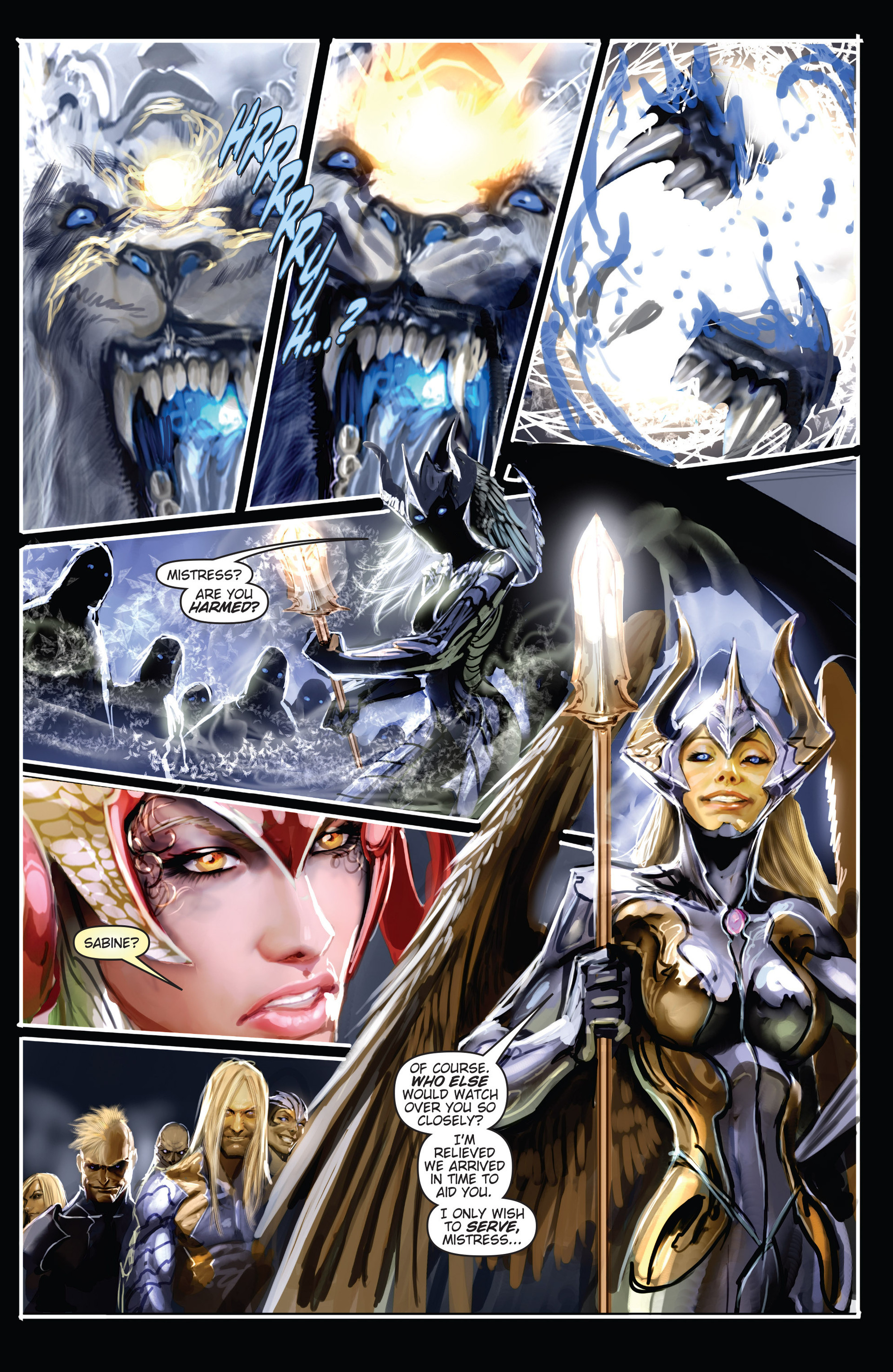 Read online Artifacts comic -  Issue #24 - 48